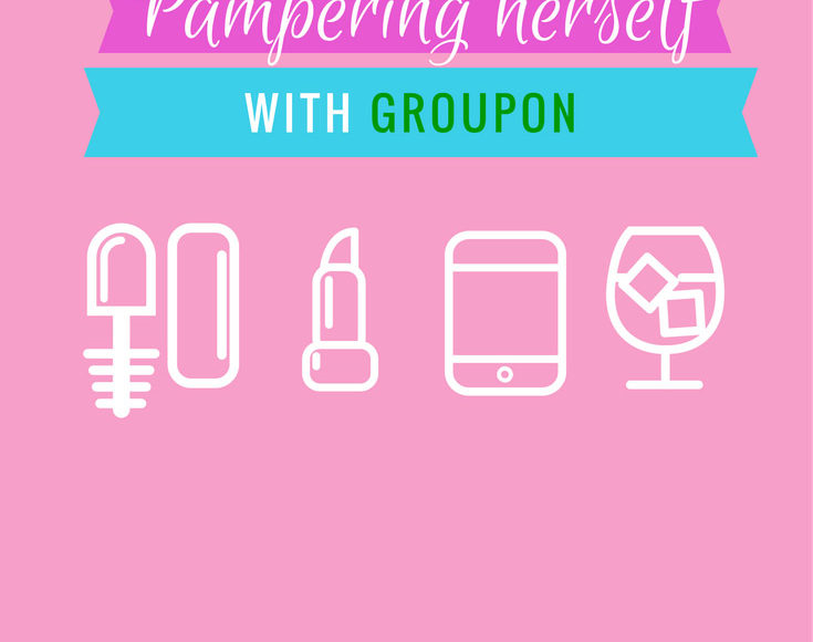 How This Mama Is Pampering Herself With Groupon