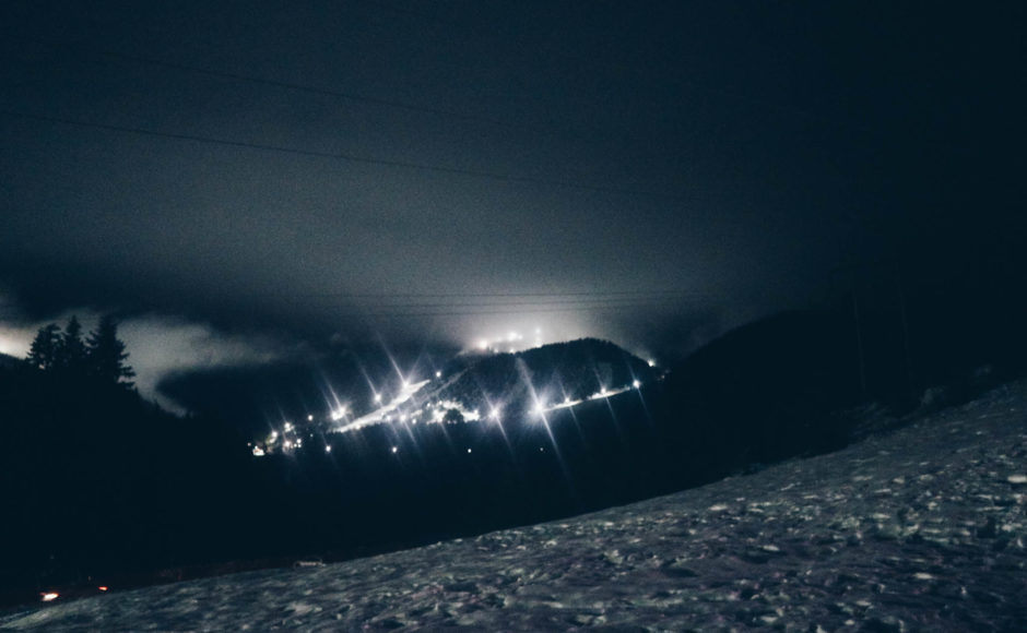 snowshoe, snowshoe tour, snowshoe tour & fondue,fondue date night, date night at Cypress Mountain, Cypress Mountain date night