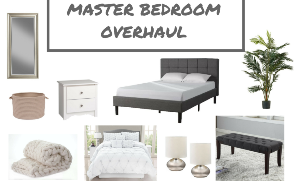 Master Bedroom Overhaul | Wayfair Canada