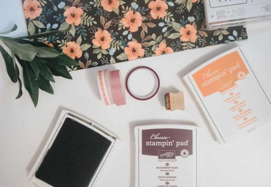 Stampin' Up! Inspire, Create, Share | DIY Fathers Day Card