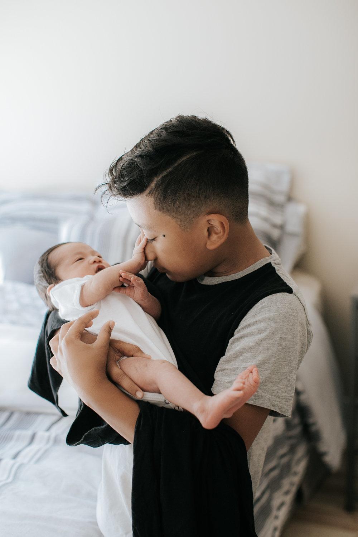 Newborn Photos by Julie Christine Photography