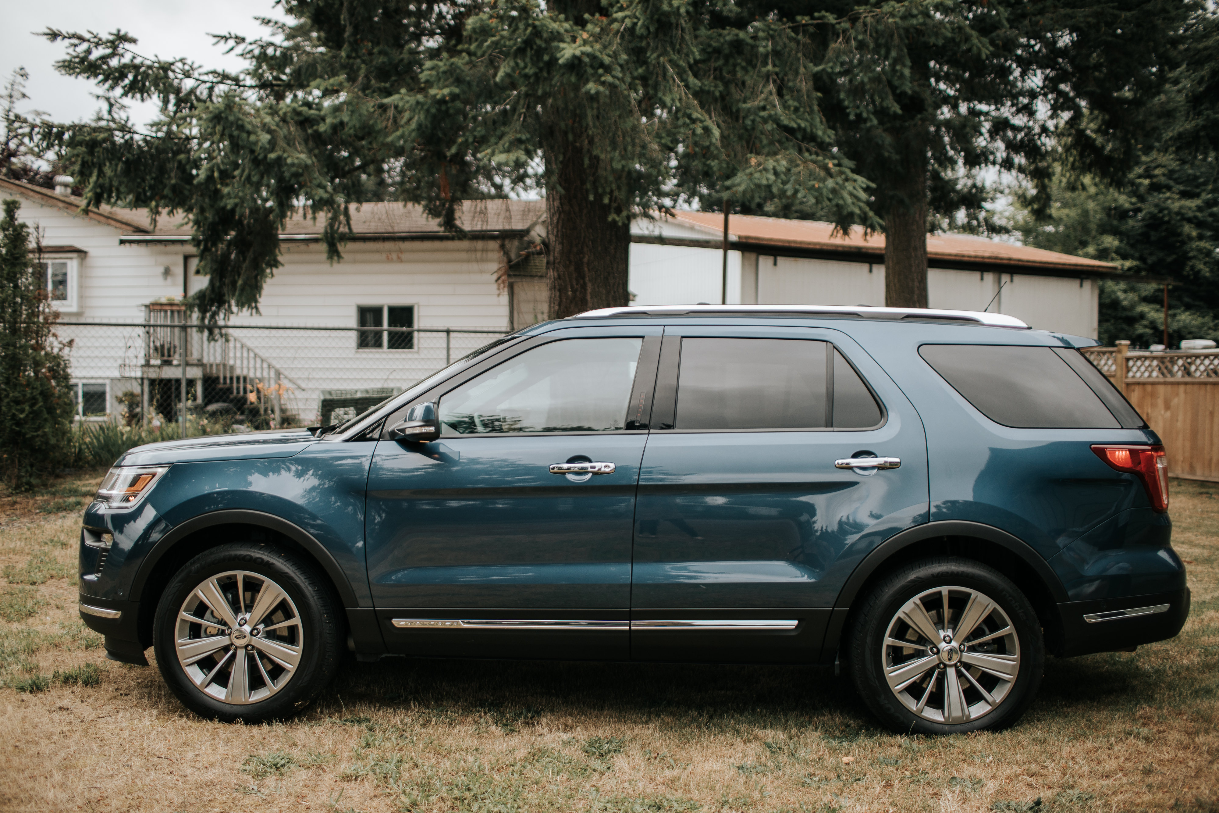 2018 Ford Explorer Review, 2018 Ford Explorer Limited Review, 2018 Ford Explorer, 2018 Ford, 2018 Explorer