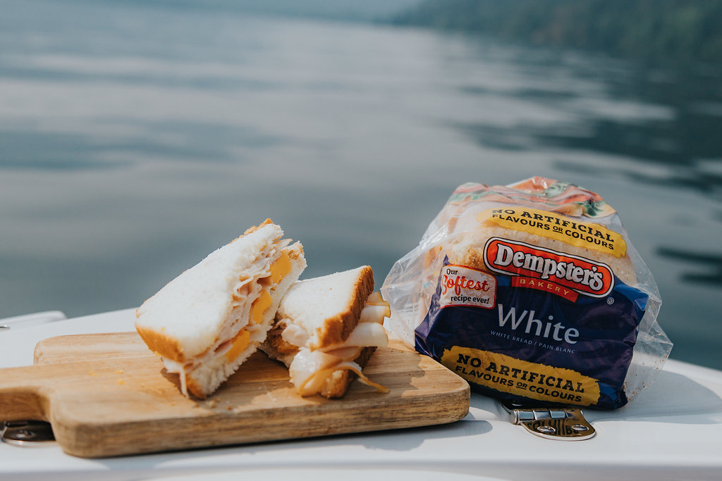 Dempster's, Dempster's Bread, #Buyalunchgivealunch