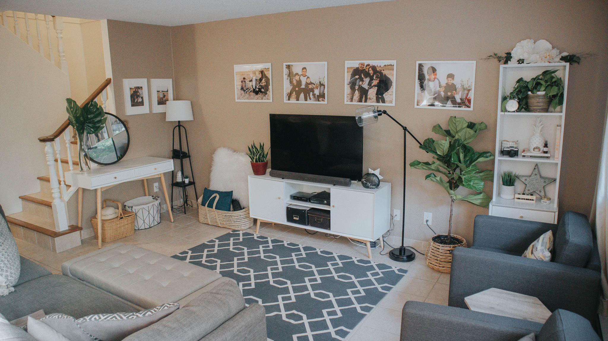 Canvasroomrefresh With Canadian Tire Mycanvasstyle
