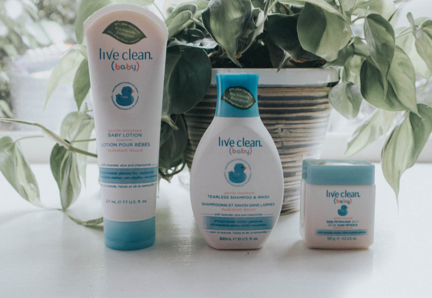 Live Clean Baby   Our Nightly Bedtime Routine
