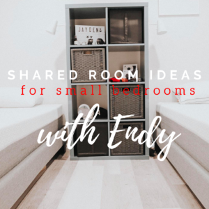 Shared Room Ideas for Small Bedrooms with Endy