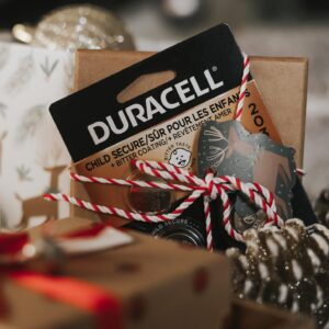 Keep Your Family a Little Safer with Duracell Lithium Coin Batteries with Bitter Coating