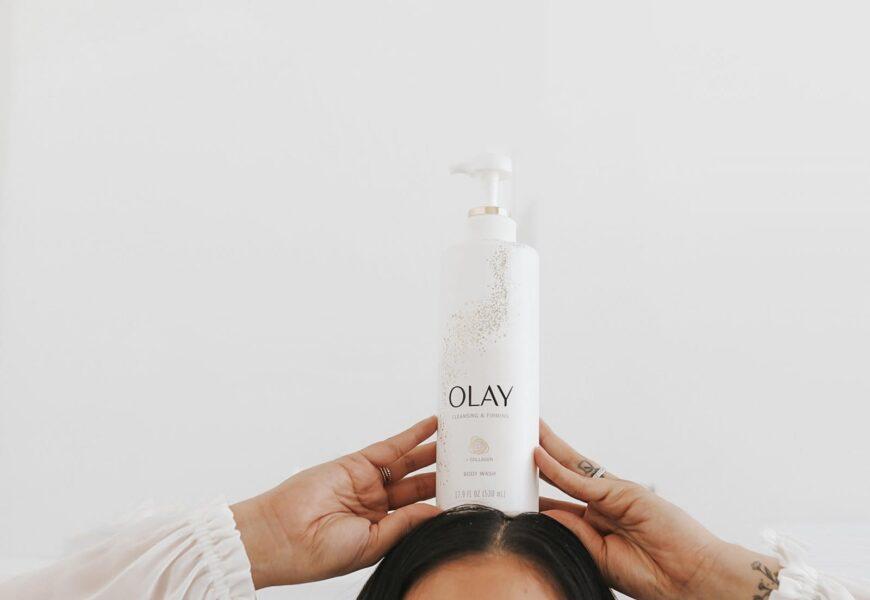Why I Love Olay's new Collagen Body Wash: 4 week skin update